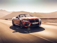 BMW M8 Competition Convertible (2019-)