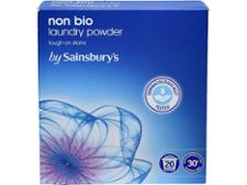 Sainsburys Non-Bio Laundry Powder