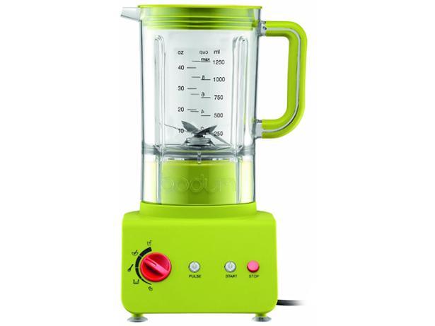 Bodum Bistro blender Green blender review - Which?