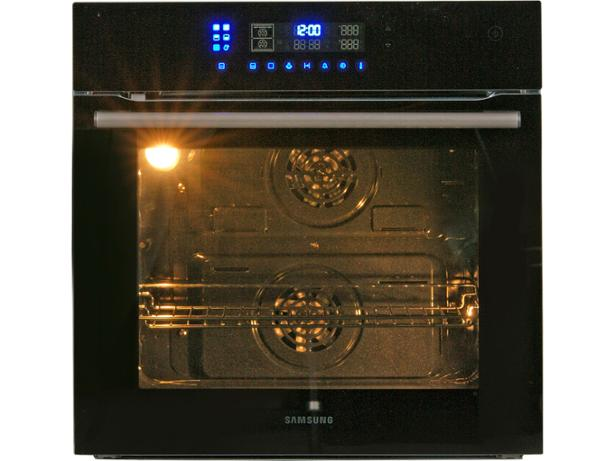samsung dual cook bq2q7g078 built in oven review which. Black Bedroom Furniture Sets. Home Design Ideas