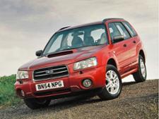 Subaru Forester (2002-2008)