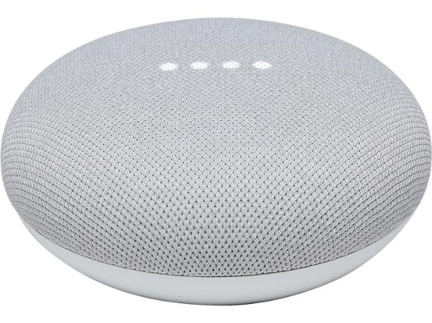 can i connect google nest mini as a portable speaker