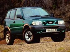 Nissan Terrano II (2000-2007)