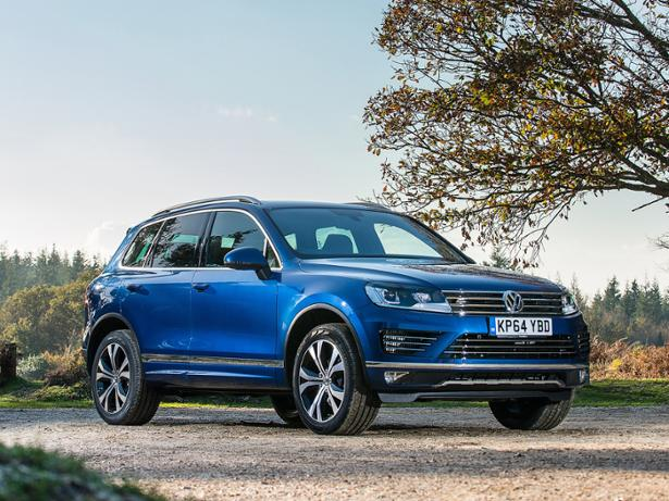 Volkswagen new used car reviews which volkswagen touareg 2010 fandeluxe Gallery