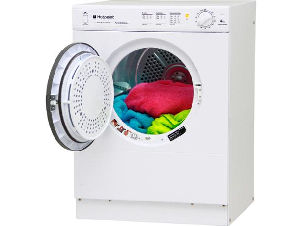 Hotpoint V4d01p White Tumble Dryer Review Which