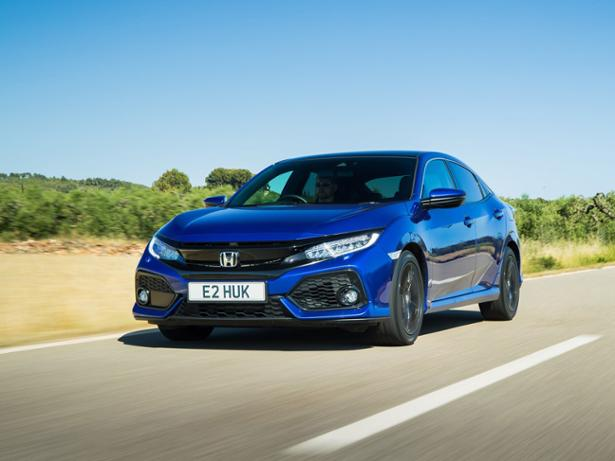 Honda Civic 2017 New Used Car Review Which