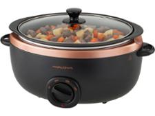 Morphy Richards Sear and Stew Rose Gold 461016
