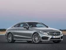 Mercedes-Benz C Class Coupe (2015-)