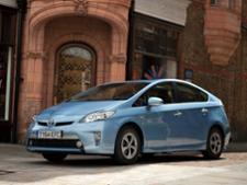 Toyota Prius Plug-In Hybrid (2012-2015)