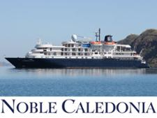 Noble Caledonia Ocean cruises