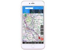 Michelin ViaMichelin: GPS, Traffic, Speedcam, Route Planner (iOS)