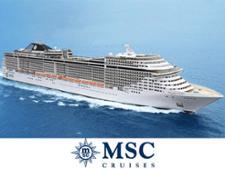 MSC Cruises Ocean cruises