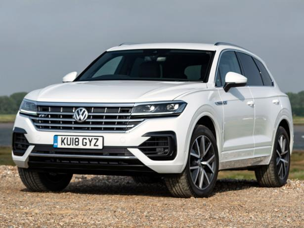 volkswagen touareg 2018 new used car review which