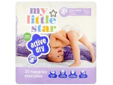 Superdrug My Little Star Active Dry