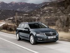 Skoda Octavia Estate (2013-)