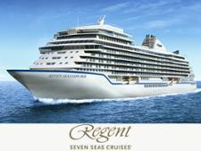 Regent Seven Seas Ocean cruises