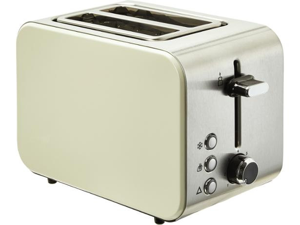 Tesco 2 Slice Toaster 2TSSC15 toaster review - Which?