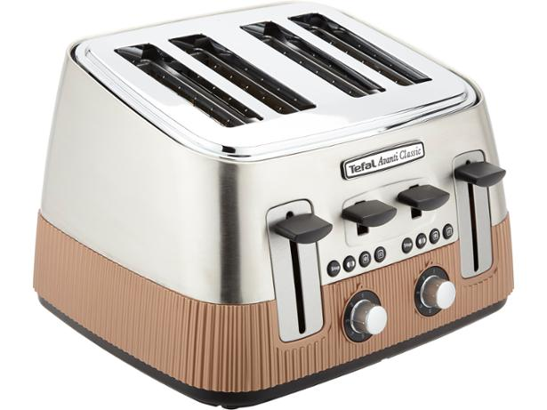 Tefal Avanti Classic Tt780f40 Toaster Review Which