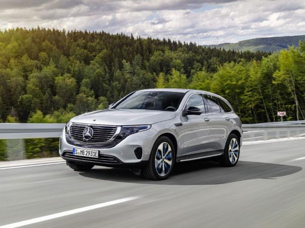 Mercedes-Benz EQC (2019-)