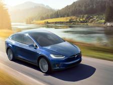 Tesla Model X (2017-)