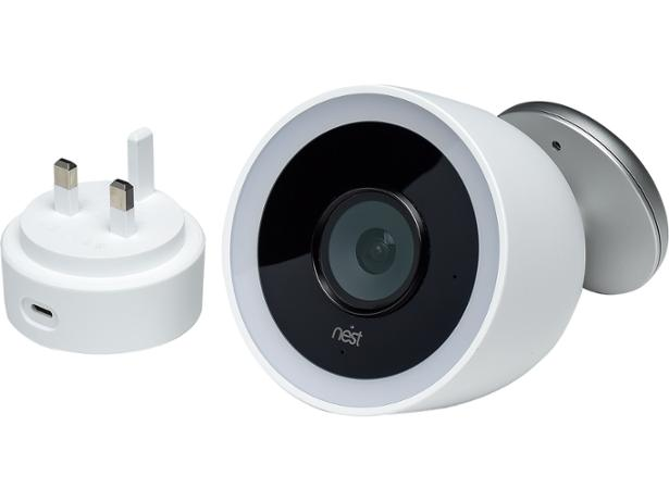 Nest Cam IQ Outdoor front view