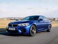 BMW M5 (2018-)