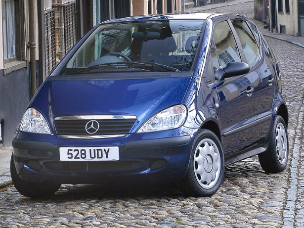 Mercedes-Benz A-Class (1998-2004) new and used car review ...