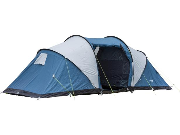 Trespass Go Further 6 Man Tent with Carpet review  sc 1 st  Which.co.uk & Trespass Go Further 6 Man Tent with Carpet family tent review - Which?