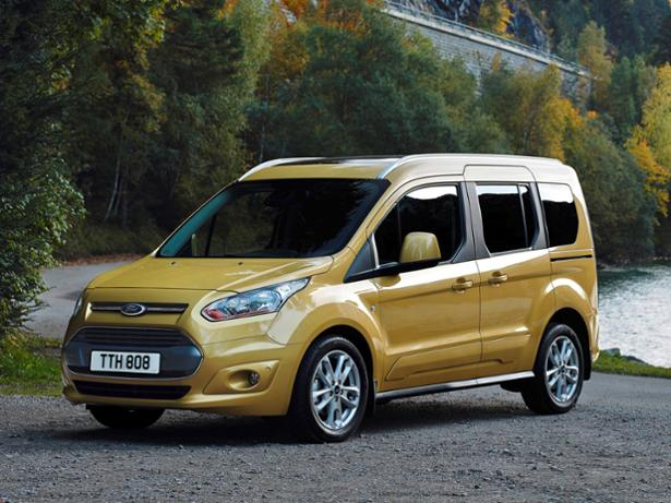 Ford Tourneo Connect 2013 Review