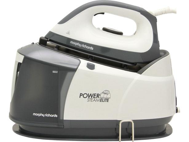 morphy richards power steam elite 332007 steam iron review. Black Bedroom Furniture Sets. Home Design Ideas