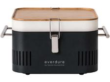 Heston Blumenthal Everdure Cube portable charcoal BBQ