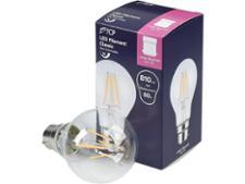 TCP LED Filament A-lamp 6W