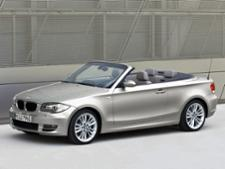 BMW 1 Series Convertible (2008-2013)