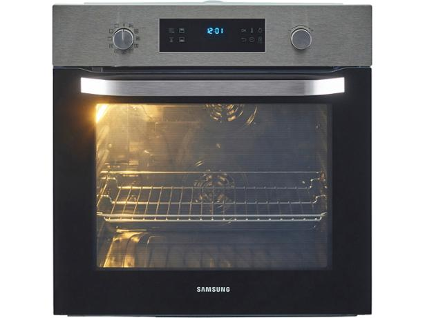 Samsung Nv66m3571bs Built In Oven Review Which