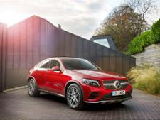 Mercedes-Benz GLC Coupe (2016-)
