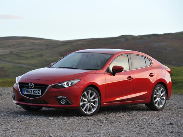 mazda 3 fastback 2013 new used car review which. Black Bedroom Furniture Sets. Home Design Ideas