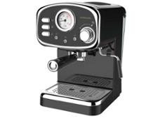 Sainsburys Home Retro style pump coffee machine