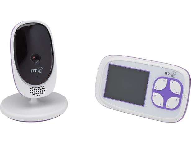 cee47f36ab4 BT Video Baby Monitor 3000 baby monitor review - Which