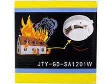 Unbranded White smoke alarm