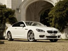 BMW 6-series coupe (2011-2017)