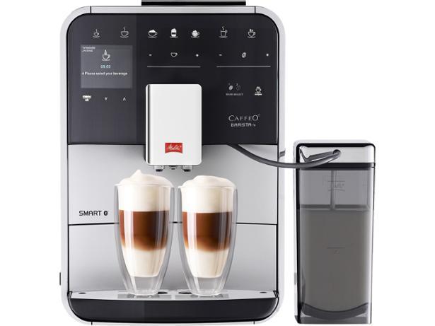 Melitta Barista Smart Ts F85 0 101 Coffee Machine Review