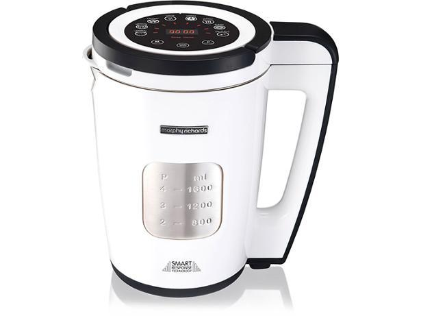 Morphy Richards Total Control Soup Maker front view