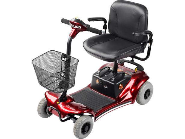 Mobility scooter reviews which sunrise medical sterling pearl fandeluxe Image collections