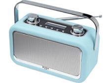 Bush Leather Look DAB Bluetooth Radio (WO268)