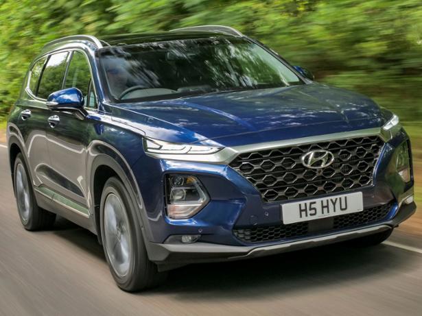 Hyundai Santa Fe (2018-)