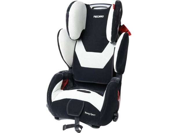 Recaro Young Sport Child Car Seat Review