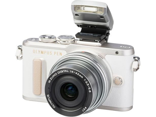 Olympus PEN E-PL8 dslr camera review