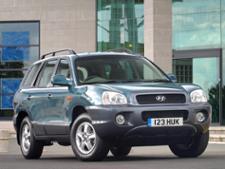 Hyundai Santa Fe (2000-2006)