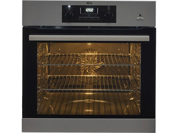 AEG BEK351010M built-in oven review - Which?