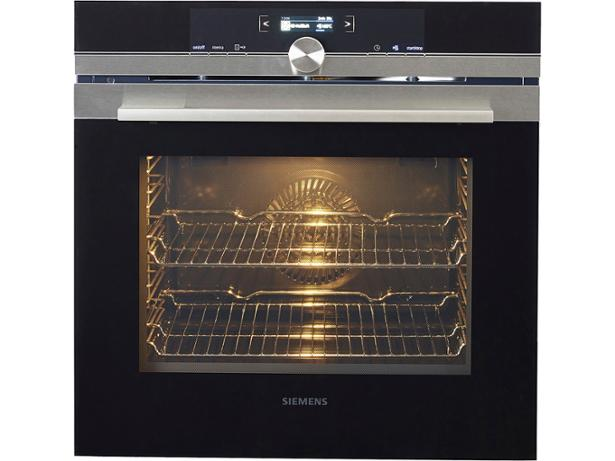 Siemens HB672GBS1B built-in oven review - Which?